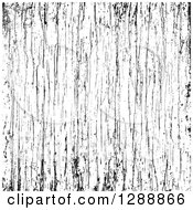 Clipart Of A Black And White Wood Grain Texture Overlay 2 Royalty Free Vector Illustration by BestVector