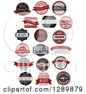 Quality Product Guarantee Labels 2