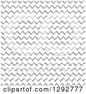 Clipart Of A White And Gray Basket Weave Texture Background Royalty Free Vector Illustration
