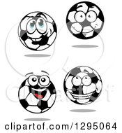 Soccer Ball Characters