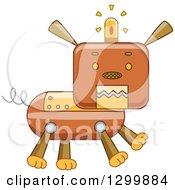 Steampunk Robotic Dog