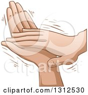 Royalty-Free (RF) Clapping Clipart, Illustrations, Vector Graphics #1