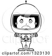 Royalty-Free (RF) Astronaut Girl Clipart, Illustrations ...