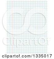 Sheet Of Math Graph Paper