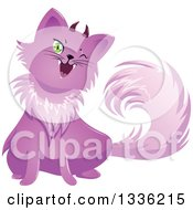 Clipart Of Cartoon Monsters Royalty Free Vector Illustration