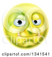 3d Forum Troll Yellow Smiley Emoji Emoticon Face