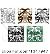 Celtic Wild Dog Knots 3