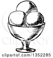 Royalty-Free (RF) Ice Cream Sundae Clipart, Illustrations ...