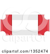 Clipart Of A Magic Show Ticket Border Royalty Free Vector Illustration