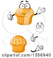 Royalty-Free (RF) Corn Bread Muffin Clipart, Illustrations, Vector ...