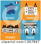 France And Paris Designs