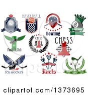 Poster, Art Print Of Sports Designs With Text