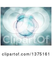 Clipart Of 3d Embryo Cleavage Royalty Free Illustration by Mopic