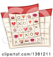 Valentines Day Bingo Cards