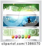 Easter Website Headers