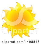 Yellow Summer Time Sun