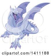 Mad Purple Dragon