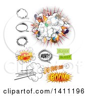 Clipart Of A Royalty Free Vector Illustration