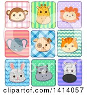 Patches Featuring Cute Animals