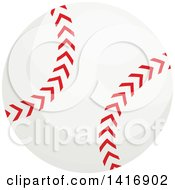 Poster, Art Print Of Baseball