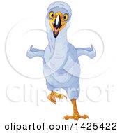 Poster, Art Print Of Cute Eaglet Running