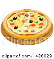 Pizza Italian Tuna