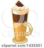 Tall Irish Cream Coffee
