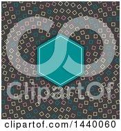 Retro Styled Invite Background