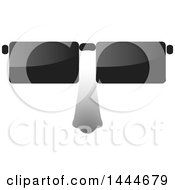 Clipart Of A Pair Of Dark Sunglasses And A Nose Royalty Free Vector Illustration by ColorMagic