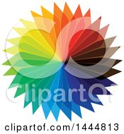 Colorful Abstract Logo Design