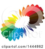 Colorful Ring Logo Design