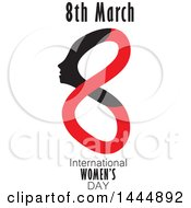 March 8th International Womens Day Design