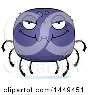 Poster, Art Print Of Cartoon Evil Spider Character Mascot
