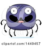 Clipart Graphic Of A Cartoon Happy Spider Character Mascot Royalty Free Vector Illustration by Cory Thoman