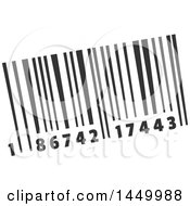 Black And White Barcode