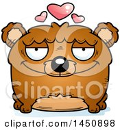 Clipart Graphic Of A Cartoon Loving Bear Character Mascot Royalty Free Vector Illustration by Cory Thoman
