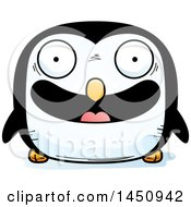 Clipart Graphic Of A Cartoon Happy Penguin Bird Character Mascot Royalty Free Vector Illustration by Cory Thoman