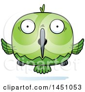 Clipart Graphic Of A Cartoon Surprised Hummingbird Character Mascot Royalty Free Vector Illustration by Cory Thoman