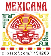 Poster, Art Print Of Mexicana Design