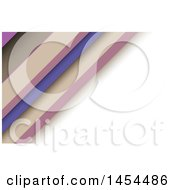 Diagonal Stripes Background Or Business Card Design