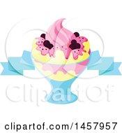 Ice Cream Sundae Design