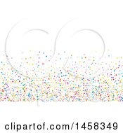 May 23rd, 2017: Clipart Of A Colorful Party Confetti Background Royalty Free Vector Illustration by KJ Pargeter