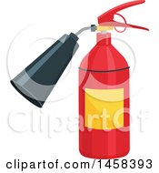 May 23rd, 2017: Clipart Of A Fire Extinguisher Royalty Free Vector Illustration by Vector Tradition SM