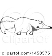 Black And White Howling Anteater