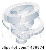 3d Spinning Tornado Twister