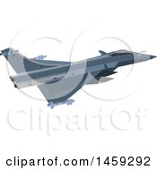 Poster, Art Print Of Military Jet