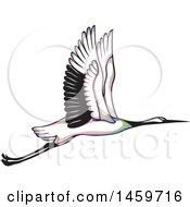Poster, Art Print Of Flying Bird