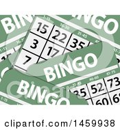 Background Of Bingo Cards