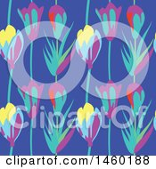 Poster, Art Print Of Background Of Tulip Flowers