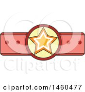 Clipart Of A Boxing Punching Bag Royalty Free Vector Illustration by BNP Design Studio